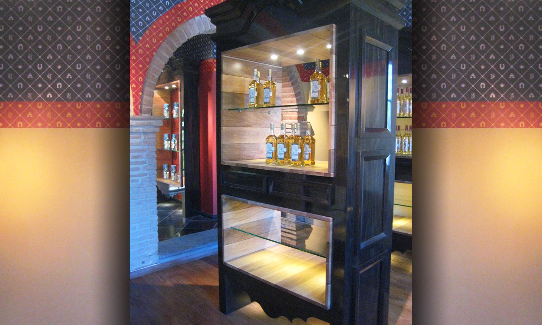 B.f Photos All >> Brown-Forman   Casa Herradura Hacienda Store - Clickspring Design