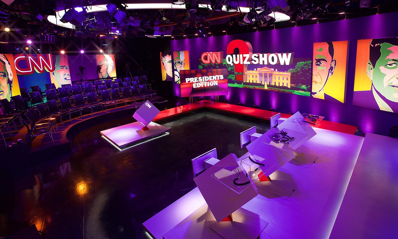 Cnn quiz show clickspring design