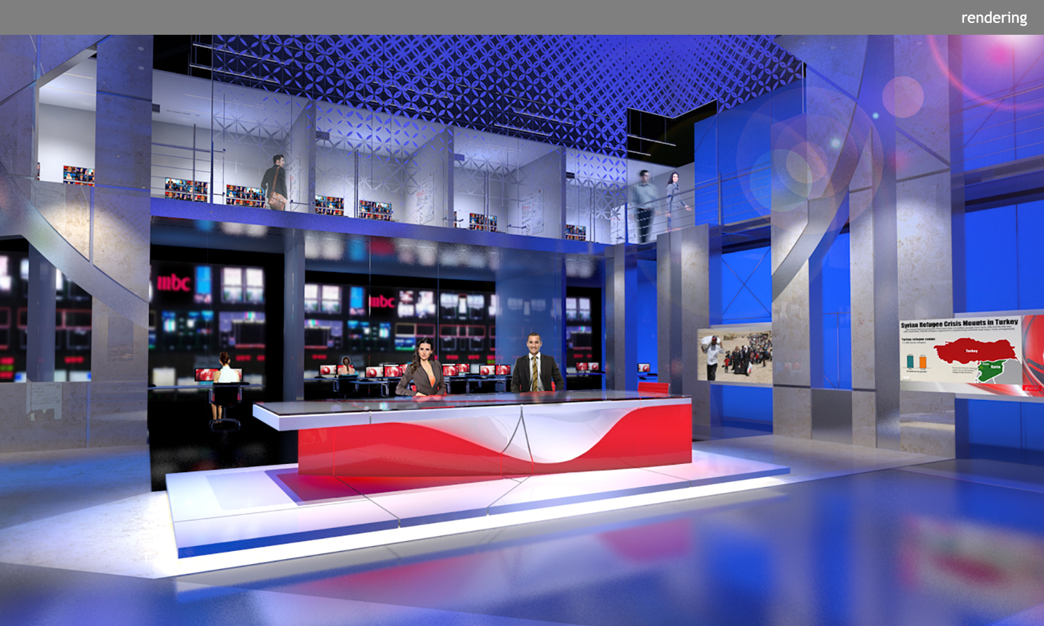 Mbc Studio City Media Center Clickspring Design