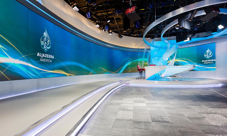 Al Jazeera America | Headquarters - Clickspring Design