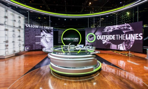Broadcast Design Set Technology National Winner | NewscastStudio 2017 Set of the Year